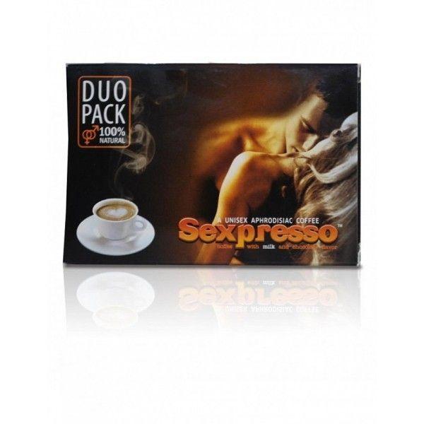 Nordmax Кофе для возбуждения Sexpresso, 2 шт