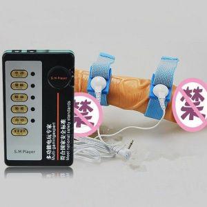 Electro sex conductive fibers of the penis ring. Артикул: IXI44088