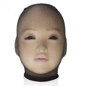 Шелковый чулок на голову
