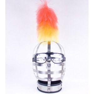 Stainless steel headgear