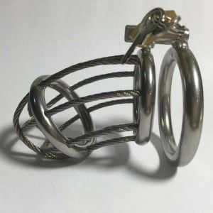 Chastity belt hand-polished