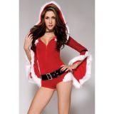 Sexy Christmas bodysuit