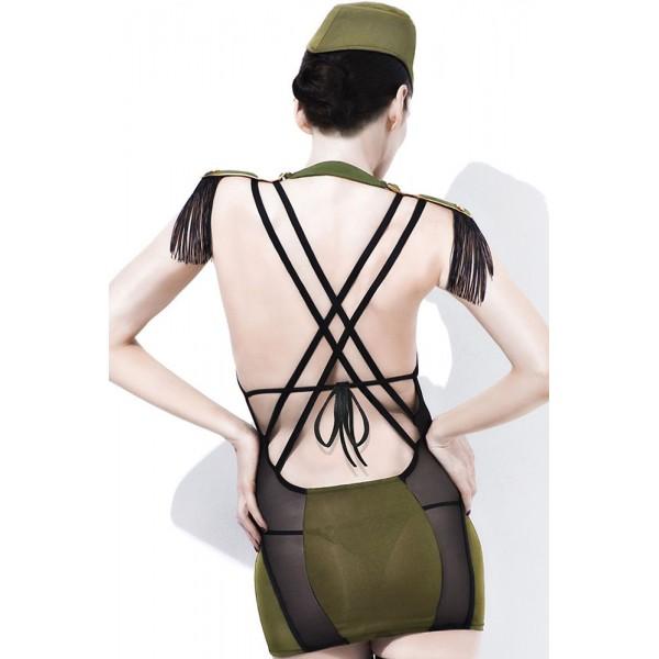 Fever Army Costume. Артикул: IXI44516