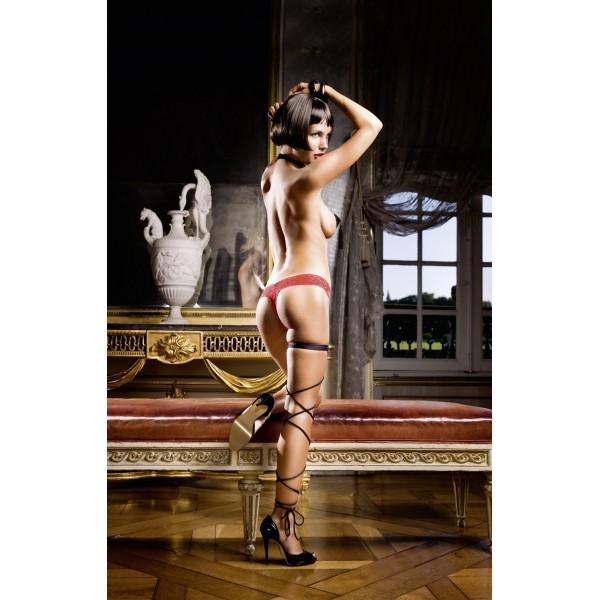 SALE! Baci Lingerie red panties. Артикул: IXI44875