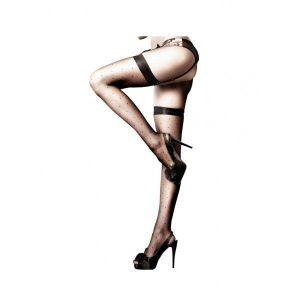 SALE! Stockings are sheer with dots (without silicone)