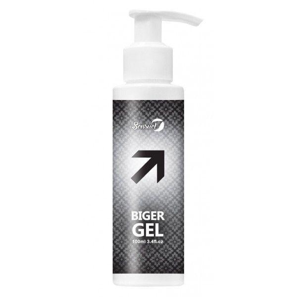 Стимулирующий гель sens/ Biger Gel 100ml