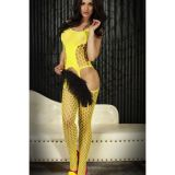 Candid yellow jumpsuit