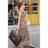 Gorgeous Leopard Maxi Dress