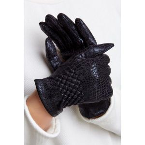 SALE! Stylish womens gloves black