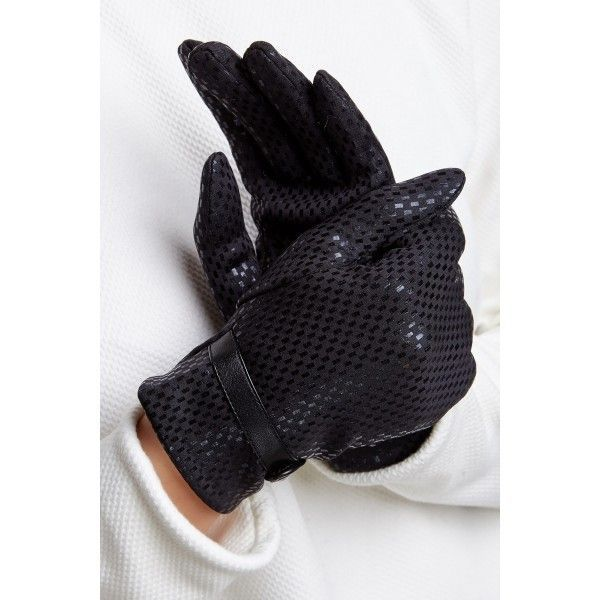 Купить онлайн Перчатки с гипюрной отделкой. фото цена акция распродажа