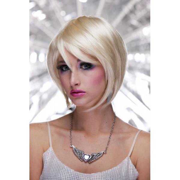 Купить онлайн Парик Блонд Длинный фото цена акция распродажа