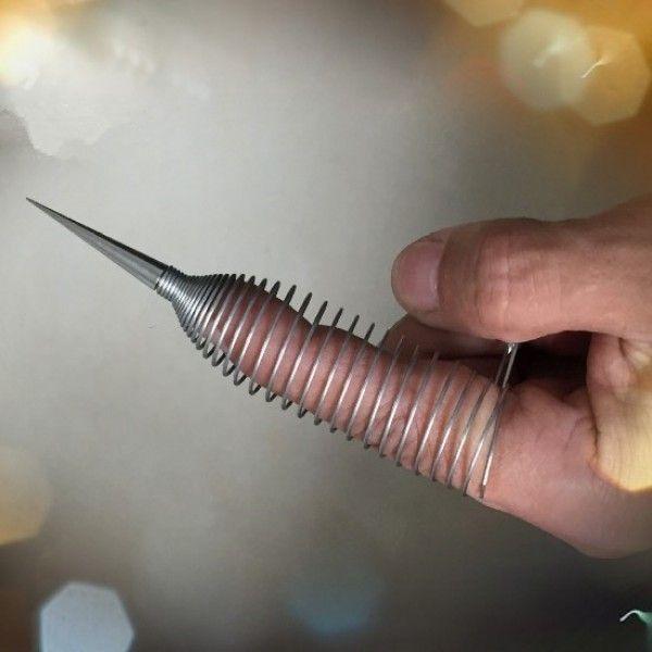 BDSM (БДСМ) - Острые наконечники на пальцы, 1 шт