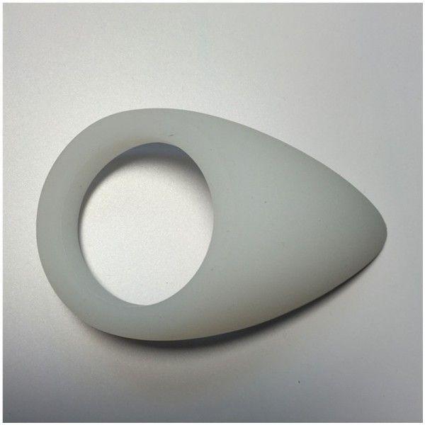 Силиконовое кольцо-фиксатор на пенис