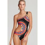 Swimsuit one shoulder Trina Turk