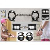 Женские наручники с силиконовой подкладкой по оптовой цене
