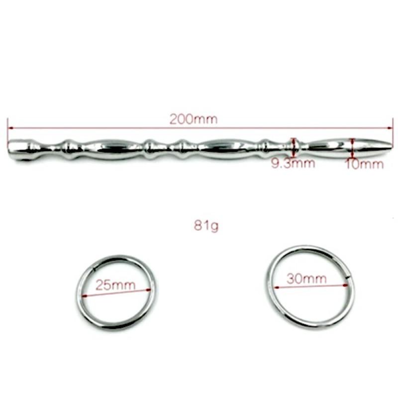 Steel catheter urethra ZA155. Артикул: IXI47366