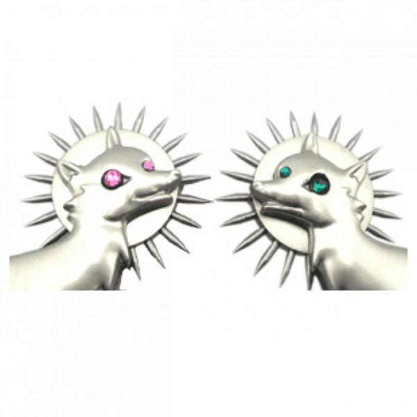 BDSM (БДСМ) - <? print Металическая вертушка с зубчастым колесом; ?>