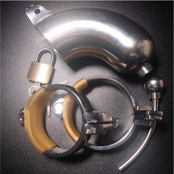 BDSM (БДСМ) - <? print Закрытое мужское устройство целомудрия; ?>
