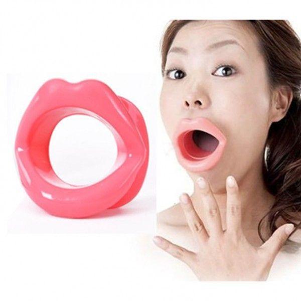 BDSM (БДСМ) - Силиконовые  сексуальные губы оральный секс