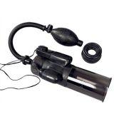 Black vacuum pump with pears and vibration BK Macho Pump