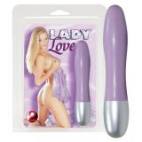Vibrator LADY LOVE (rose)