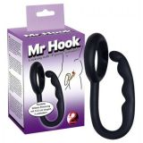 Cock ring with anal stimulator Mr.hook Cockring