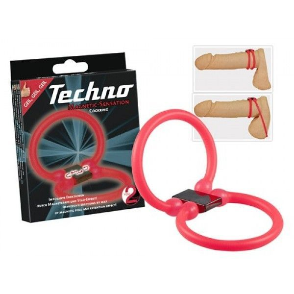 IXI48125 - Эрекционное кольцо техно