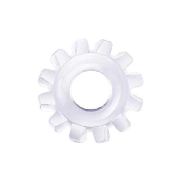Transparent cock ring Power Plus. Артикул: IXI48210