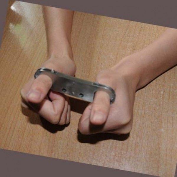 Регулируемые манжеты для пальцев