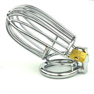 Samurai Male Chastity Device