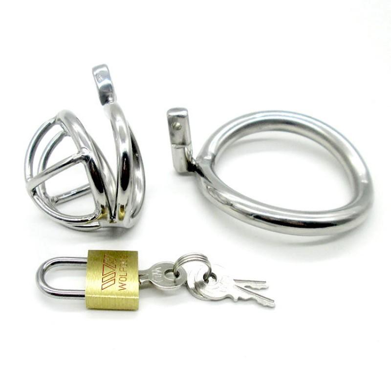 BDSM (БДСМ) - <? print Пояс верности с дугообразным кольцом; ?>
