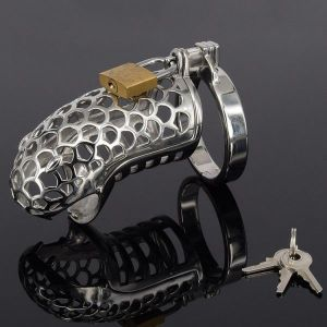 Chastity belt stainless steel