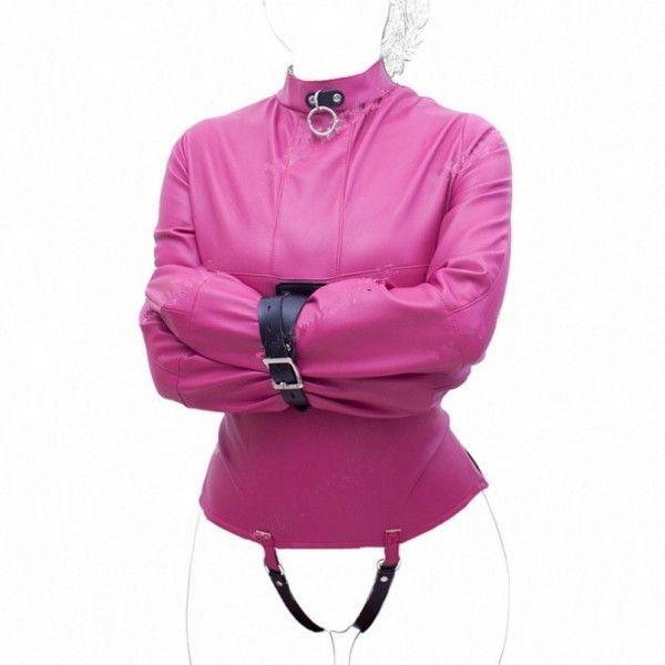 BDSM (БДСМ) - Смирительная рубашка для полного контроля партнера