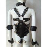 BDSM (БДСМ) - Бондаж для тела из качественных кожаных ремней
