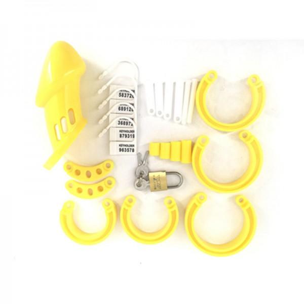 BDSM (БДСМ) - <? print Пояс верности CB-6000 желтый; ?>