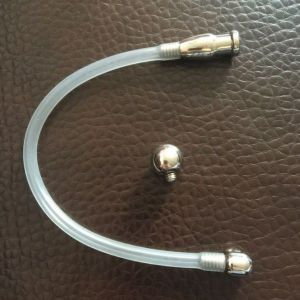 urethral plug stainless steel dual-use
