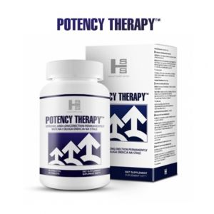 A means to increase erections Potency therapy - 60 tablets