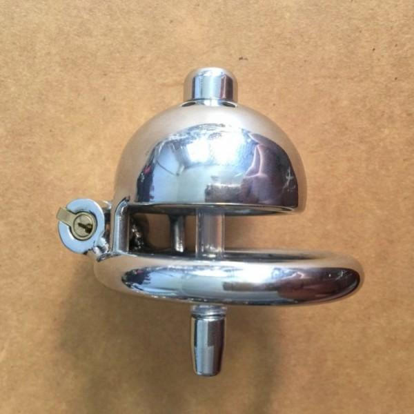 BDSM (БДСМ) - <? print Мужская уретральная труба. Устройство Целомудрия из нержавеющей стали; ?>
