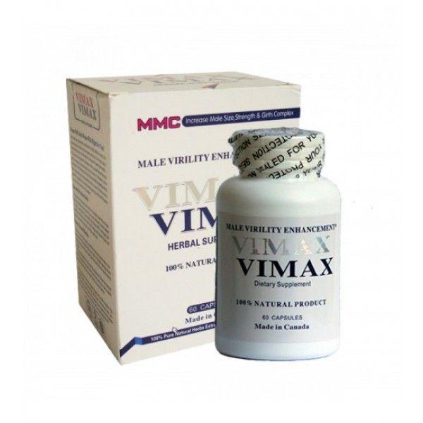 Капсулы для потенции Vimax, 60 шт