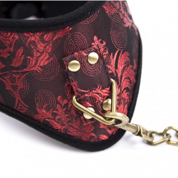 Luxury BDSM collar. Артикул: IXI48495