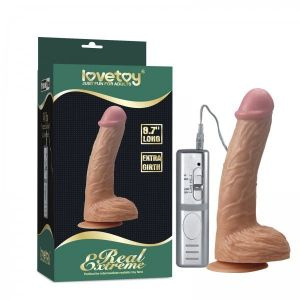 Faloimitator vibrator Big Daddy With Super Girthy