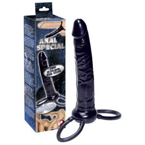 Nozzle with wings of scrotal Anal Special
