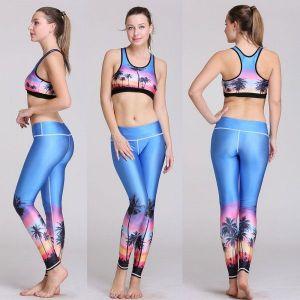 РАСПРОДАЖА! Комплект Юмэ голубой - Спортивная одежда