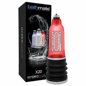 Помпа Hydro Bathmate X20 красная