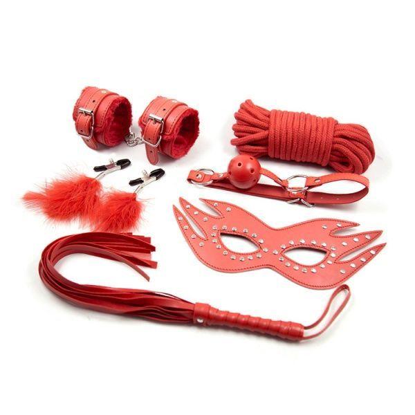BDSM (БДСМ) - Бдсм - набор из 6 предметов