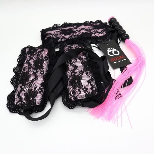 BDSM (БДСМ) - <? print Бдсм набор из 3 предметов; ?>