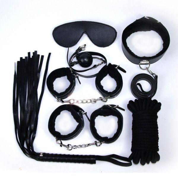 BDSM (БДСМ) - Бдсм набор из 7 предметов
