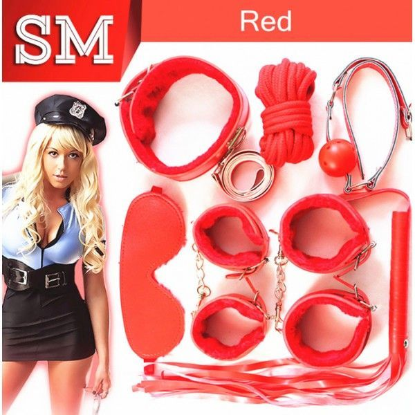 Красный набор для острых ощущений