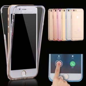 SALE! Silicone flexible transparent case for Iphone 7. Артикул: IXI48801