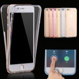 SALE! Silicone flexible transparent case for Iphone 7